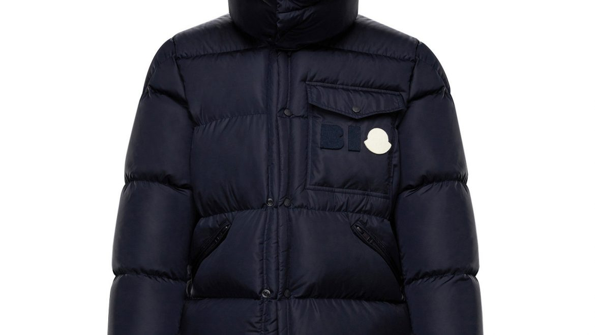 Moncler launches a carbon-neutral puffer jacket