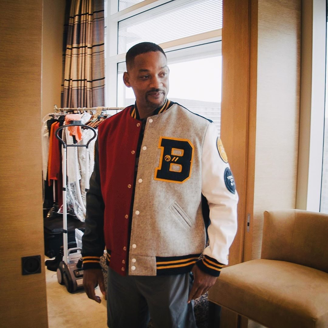 Will Smith launches new fashion collection