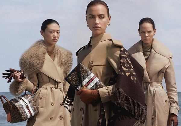 Sales in 2020, Burberry is confident