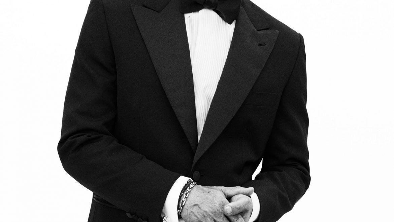 Brad Pitt star in Brioni's 75th anniversary campaign