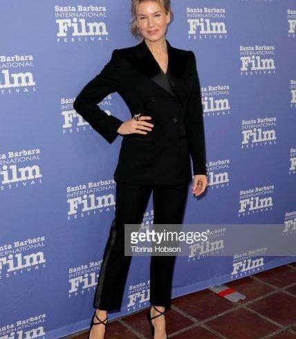 Santa  Barbara Film Festival, Renee Zellweger in Tom Ford
