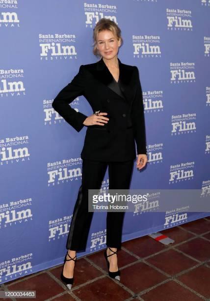 Renee Zellweger veste Tom Ford al Film Festival di Santa Barbara