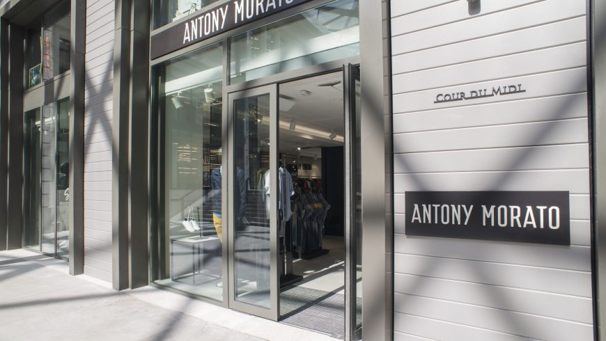 Pitti Uomo in Florence, the Oxymoron of Antony Morato tonight in the Auditorium Santo Stefano al Ponte