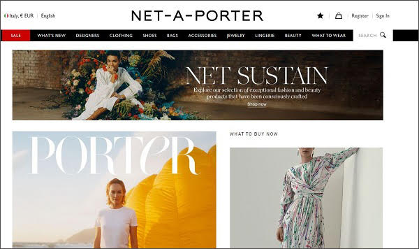 Net-a-Porter, a phase of change after the acquisition