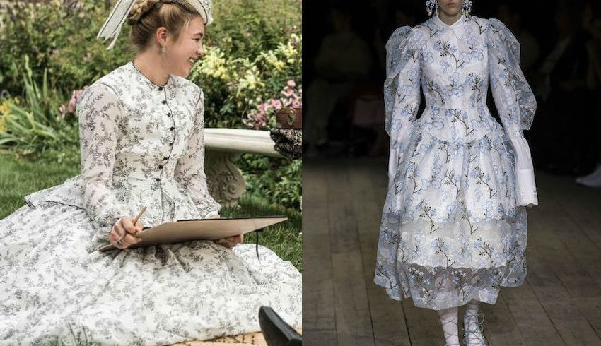 """""""Little women"""", fashion trends to be copied: in the cinemas from 9th of January"""