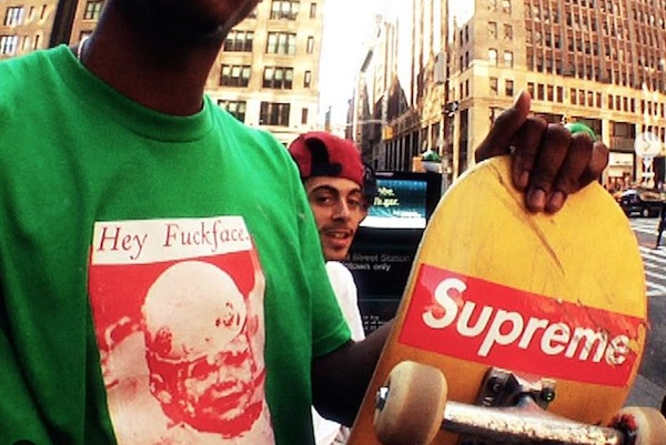 Supreme, first Italian store in Milan in July