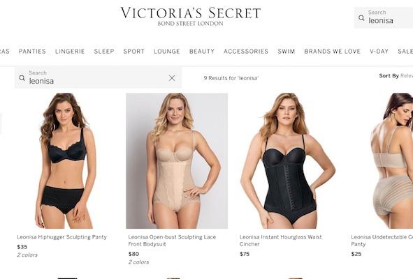 Victoria's secret launches shapewear