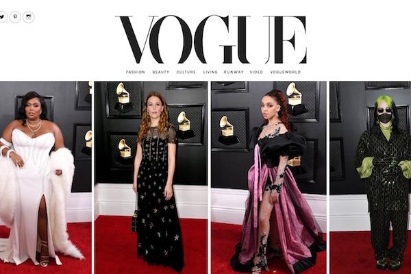 Condé Nast relaunches shopping on line with Vogue.com