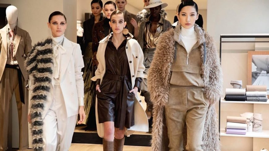 Brunello Cucinelli launches Taiwan JV with Bluebell Group