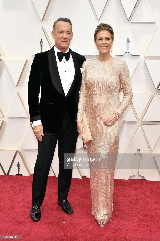Academy awards: Oscar Isaac, Tom Hanks and Rita Wilson wore Tom Ford
