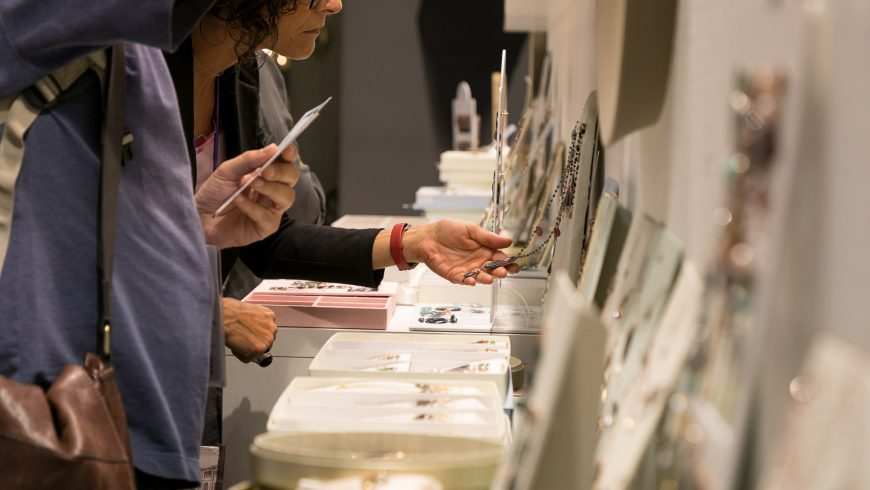 Homi Fashion & Jewels for 600 exhibitors