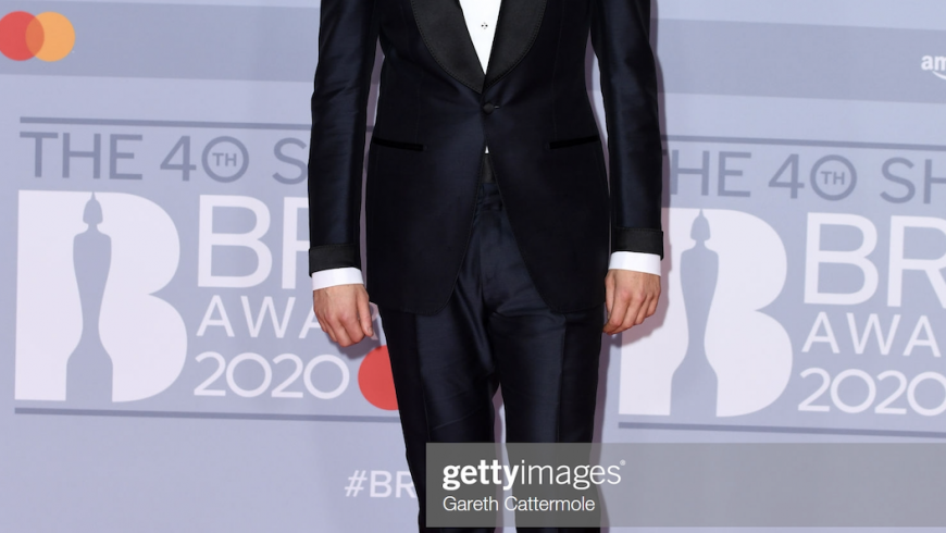 Jack Whitehall in Tom Ford