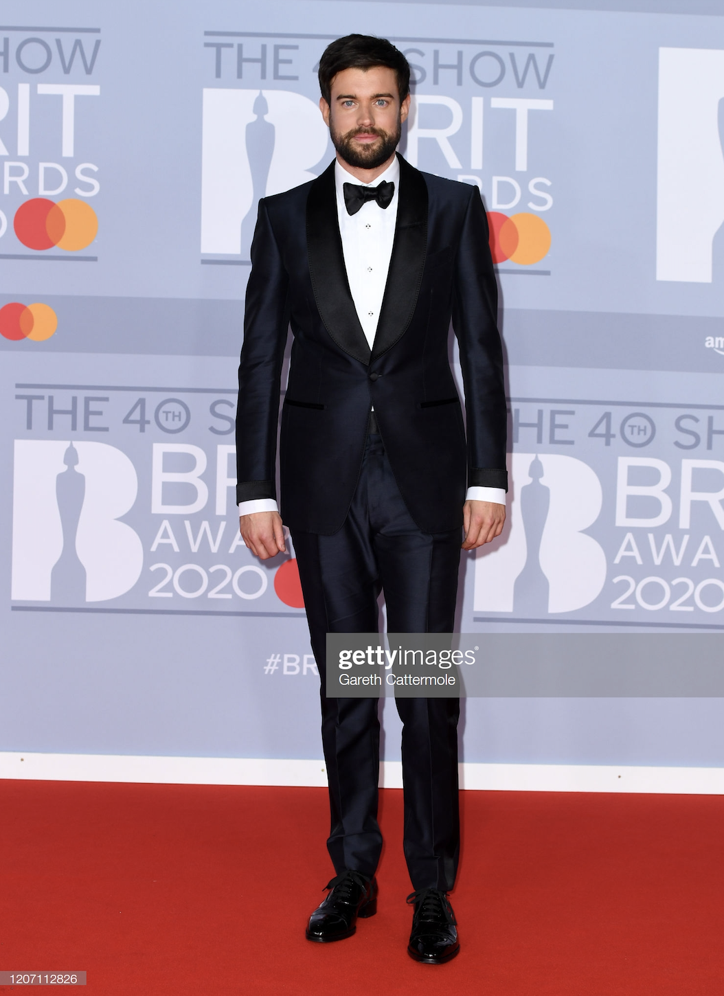 Jack Whitehall in Tom Ford.