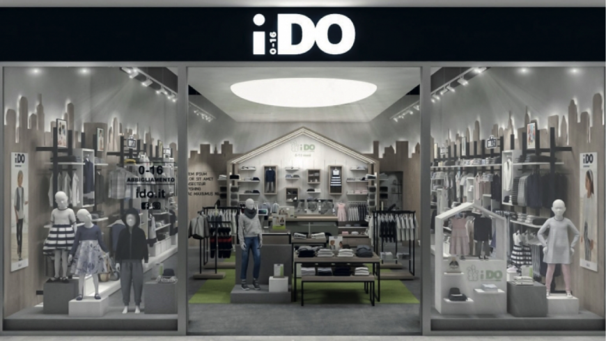 Ido opens the first flagship in the center of Milan