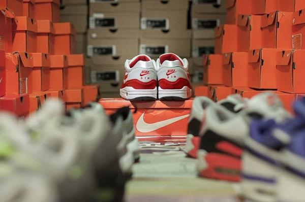 Nike, online revenues increase