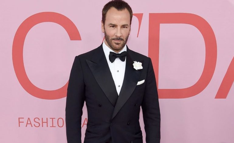 Tom Ford, new categories for the US fashion awards