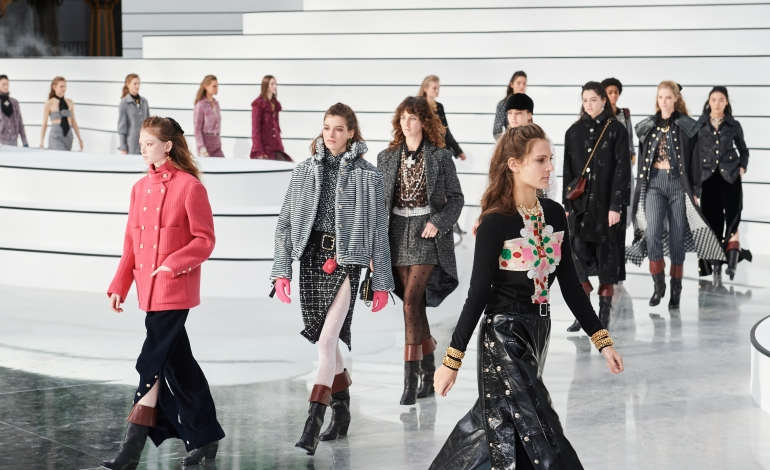 "Chanel, ""no"" to the Redundancy Fund"