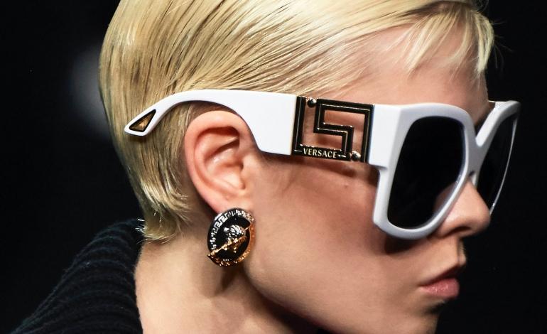 Eyewear, partnership Versace-Luxottica until 2029