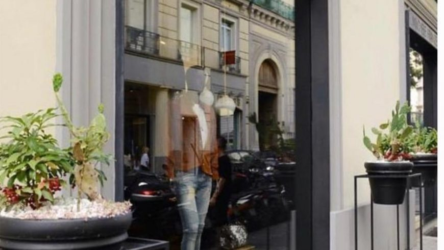 Michele Franzese, stores will reopen on Monday 18 May