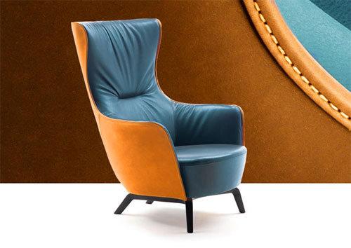 """Luxury e design, """"Future heritage"""" è la nuova collezione Poltrona Frau"""