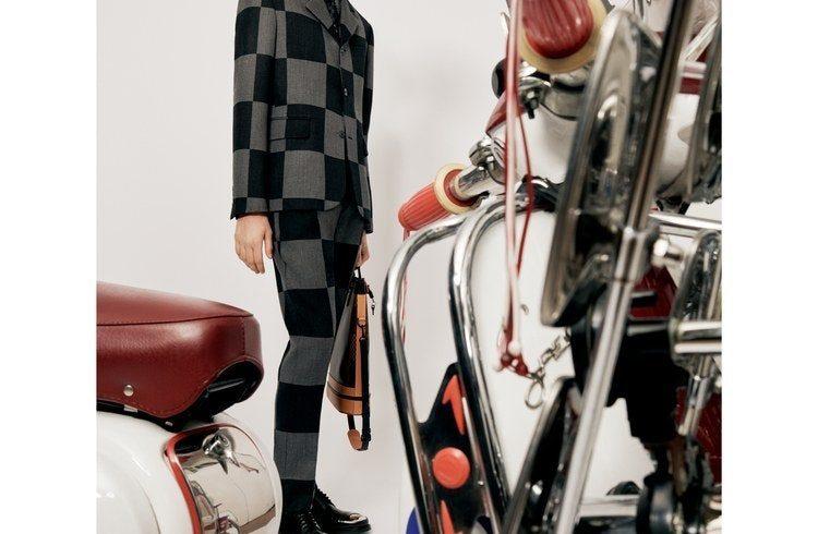 Louis Vuitton, first menswear flagship in Tokyo