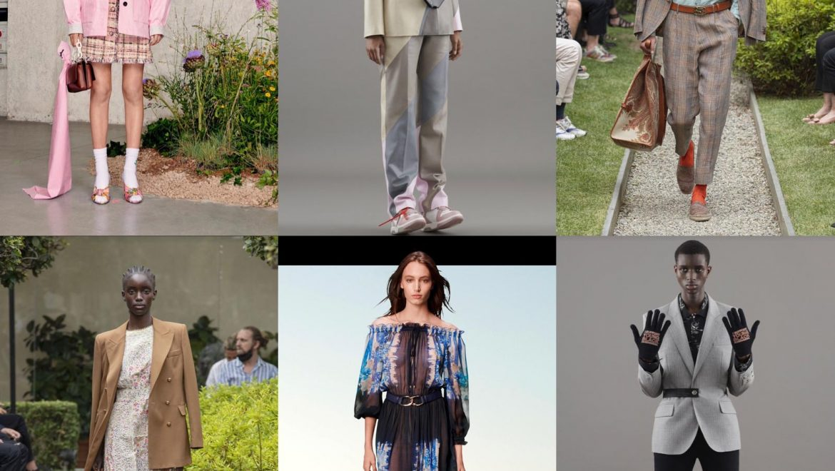MSGM, Etro, Off white, Alberta Ferretti, Prada: the best of Milan's Digital Fashion Week