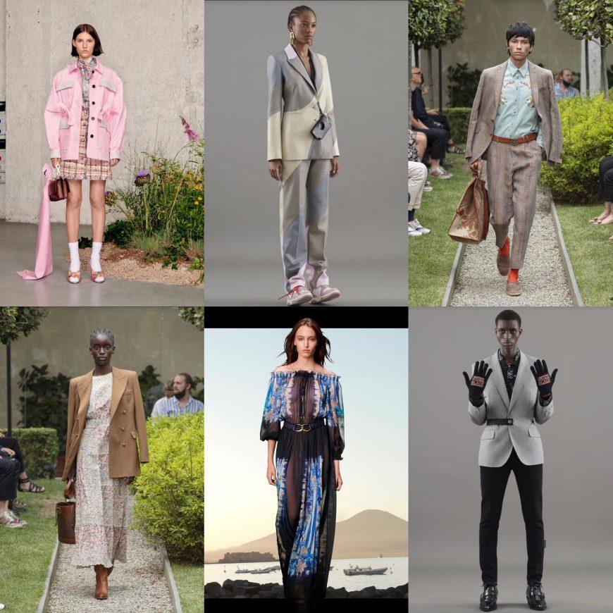 MSGM, Etro, Off white, Alberta Ferretti, Prada: the best of Milan's Digital Fashion Week