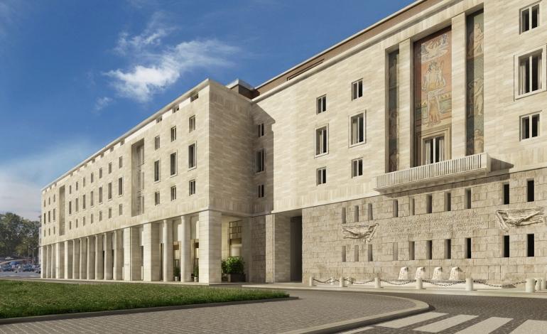 Bulgari will open its hotel in Rome in 2022