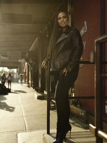 Alicia Keys links with E.l.f. for a new beauty brand