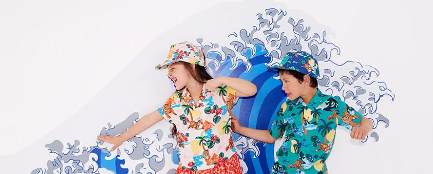 Check out top designers of Michele Franzese Moda / Kenzo junior, creativity and desire to amaze