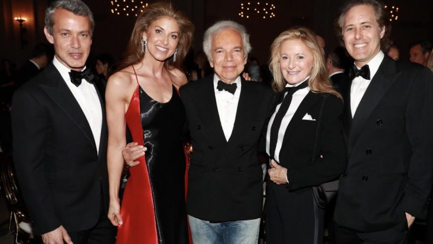Ralph Lauren invests in sustainabilty