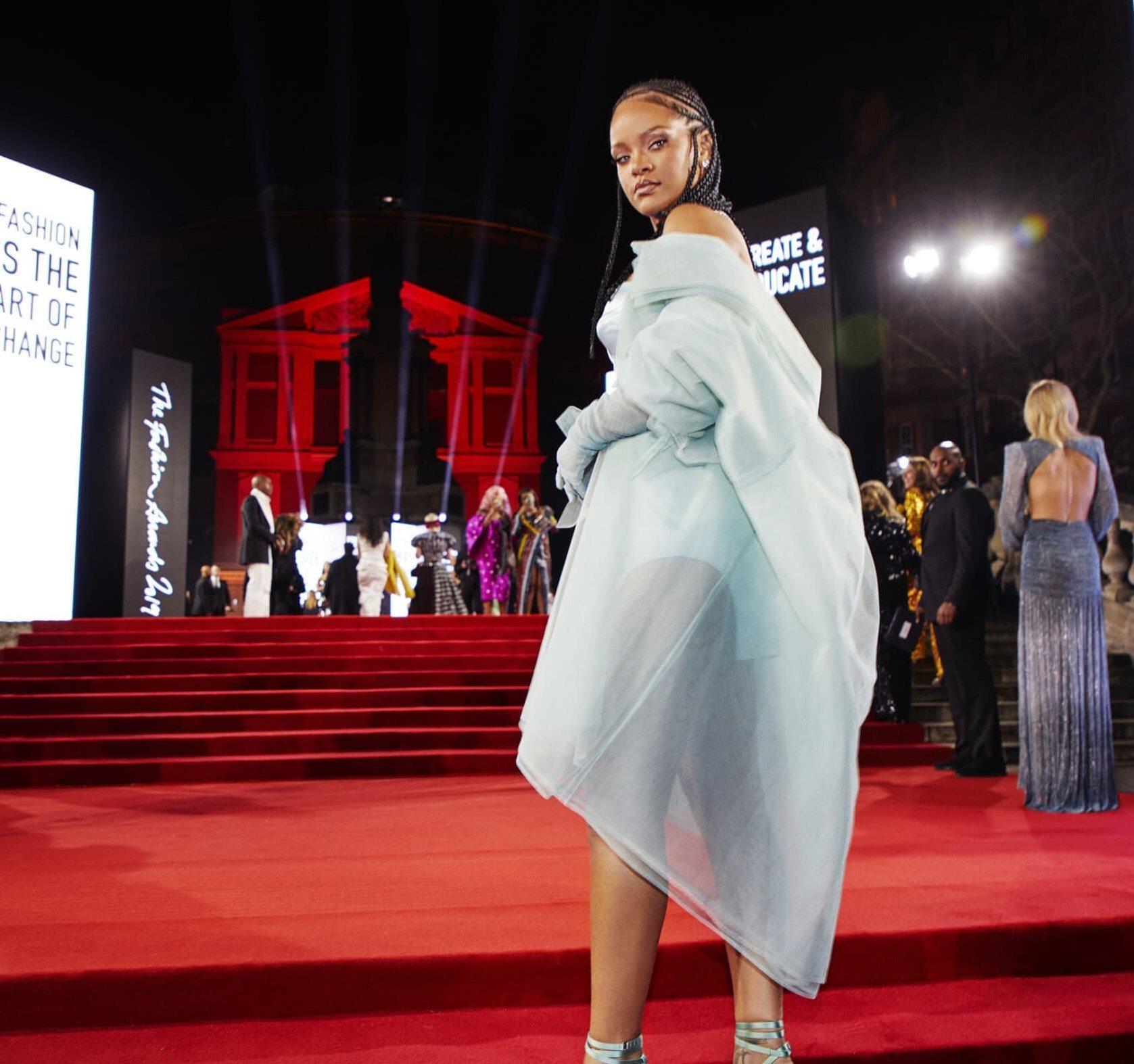 Rihanna, formula retail per Savage x Fenty