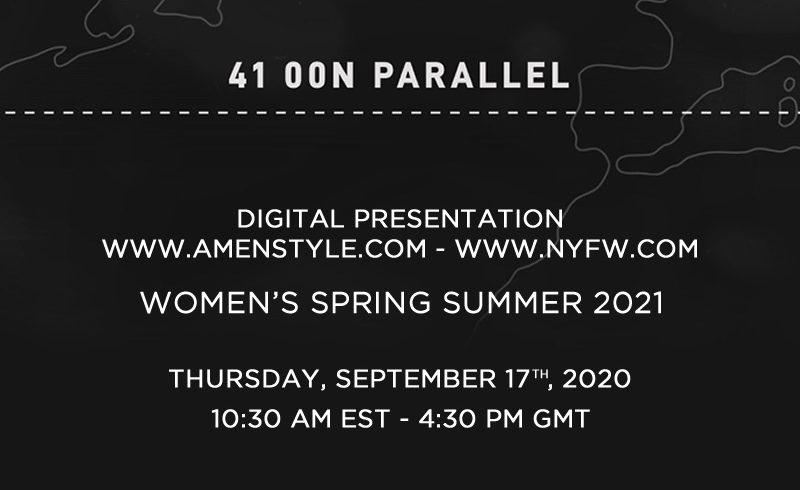 Il sogno Americano: in collegamento dalla New York Fashion Week per il fashion show di Amen