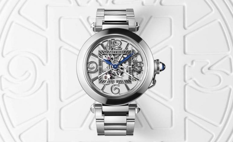 Cartier presenta la nuova collezione Pasha de Cartier