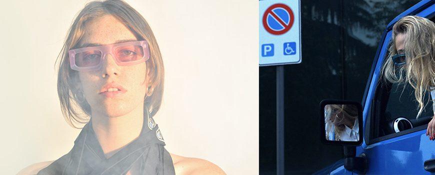 Alla scoperta dei top designers di Michele Franzese Moda / Evangelisti, eyewear dalle forme audaci