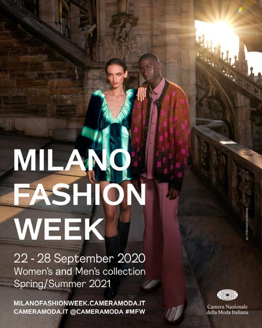 It's Milano Fashion week time!
