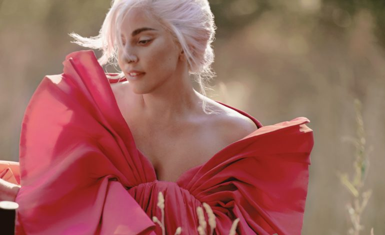 Valentino launches Voce Viva with Lady Gaga