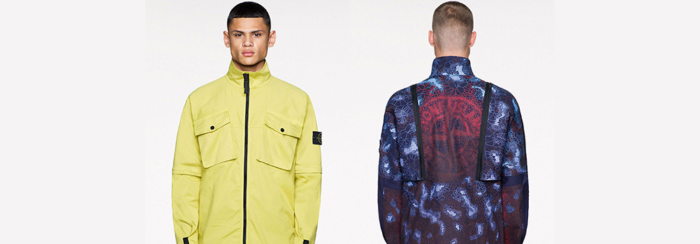 Check out top designers of Michele Franzese Moda / Stone Island