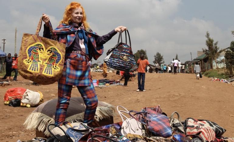 Vivienne Westwood celebrates 10 years with Artisan.Fashion