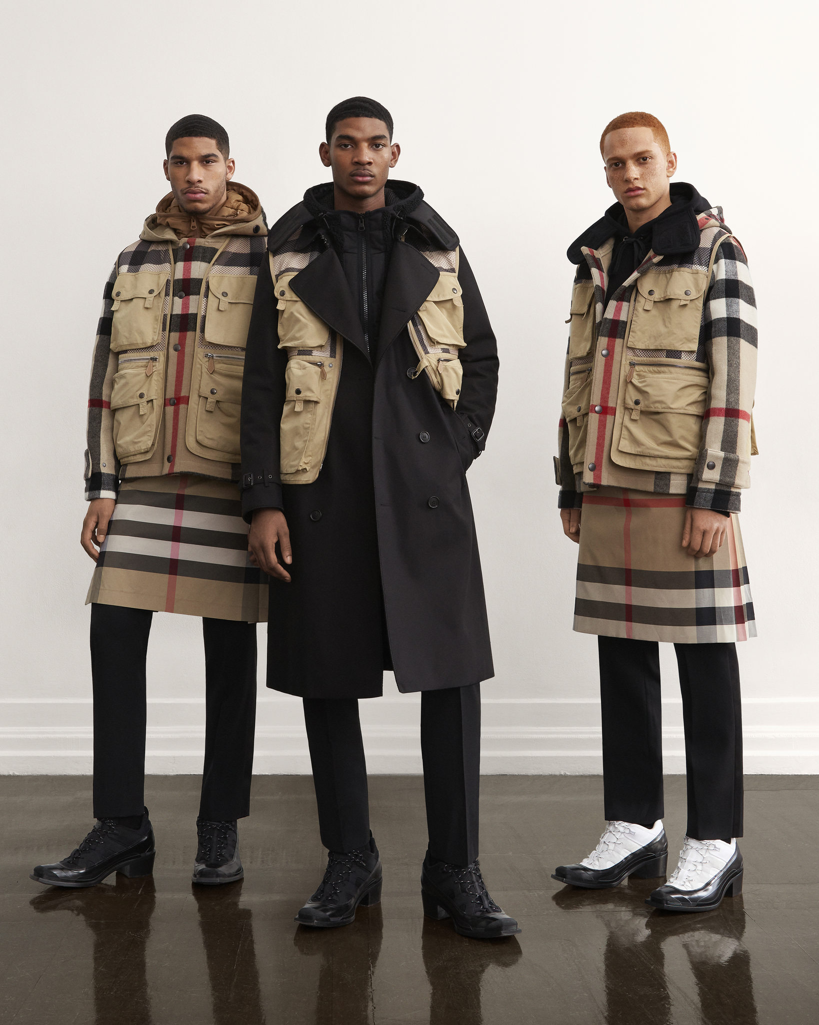 Burberry, Chic Outdoor-Wear for a new era of freedom