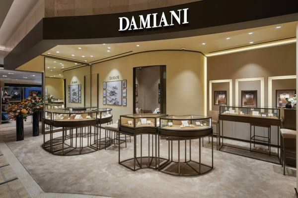 Damiani grows in Korea with new stores