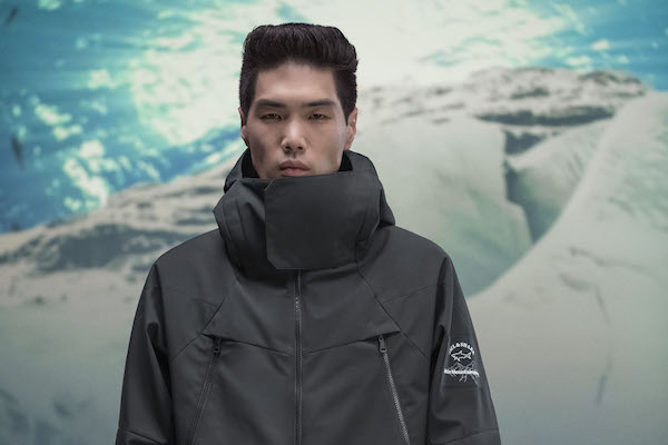 Luxury sportswear: Paul & Shark, capsules with White Mountaineering