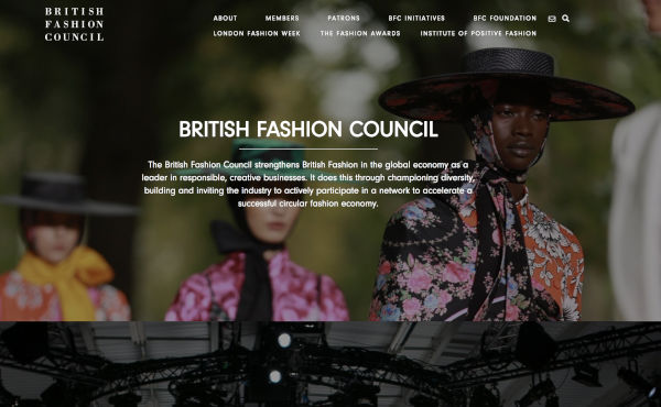 New headquarters in London for the British Fashion Council