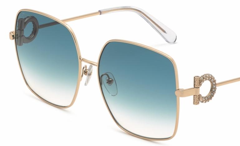 Eyewear, new sunglasses for Ferragamo