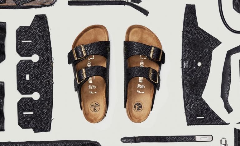 Hermès Birkins now become sandals