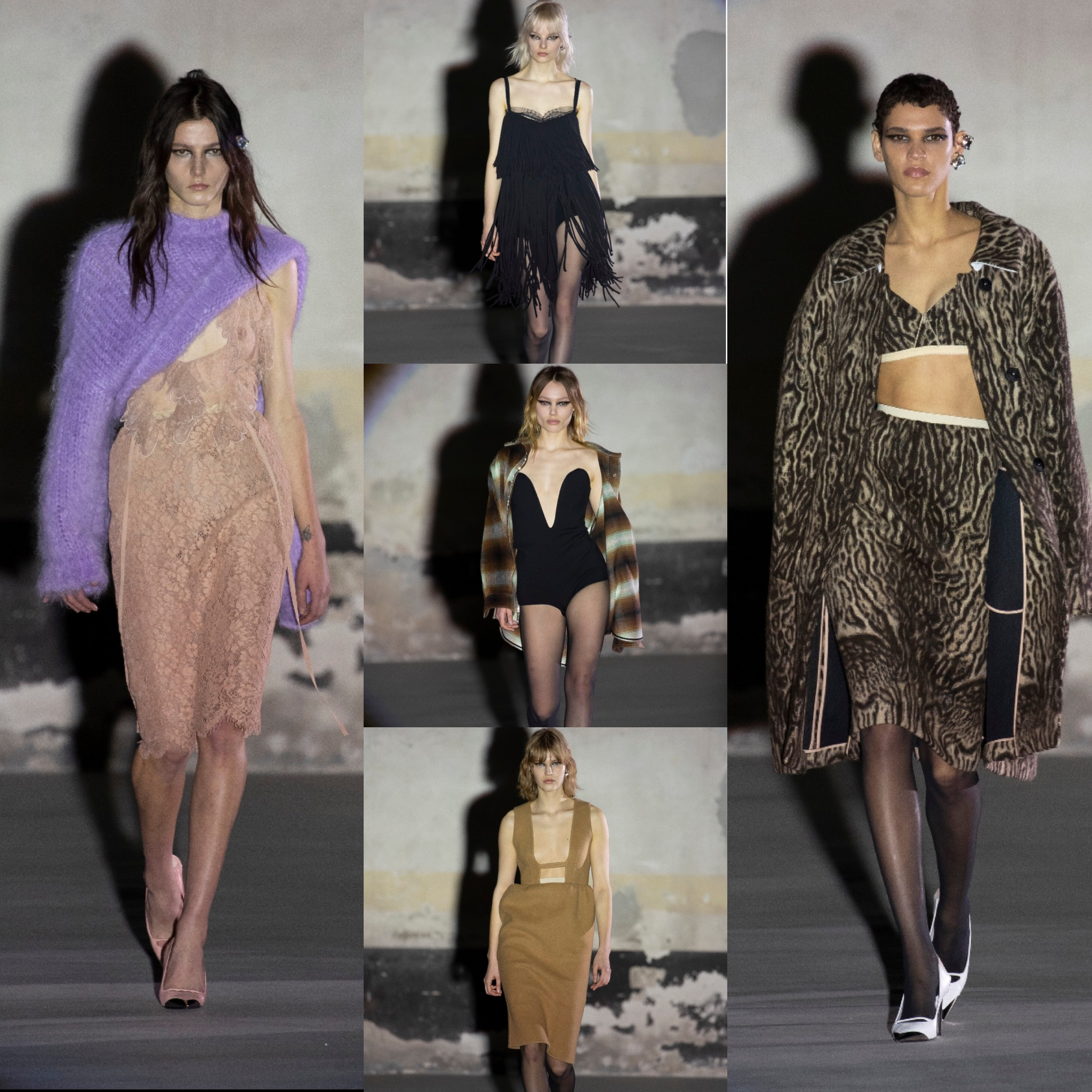 N21, chic and sensual collection