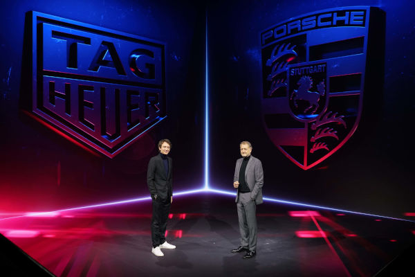 Strategic deal for Tag Heuer and Porsche