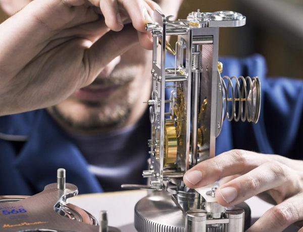 Luxury, Swiss watchmaking is a Unesco World Heritage Site