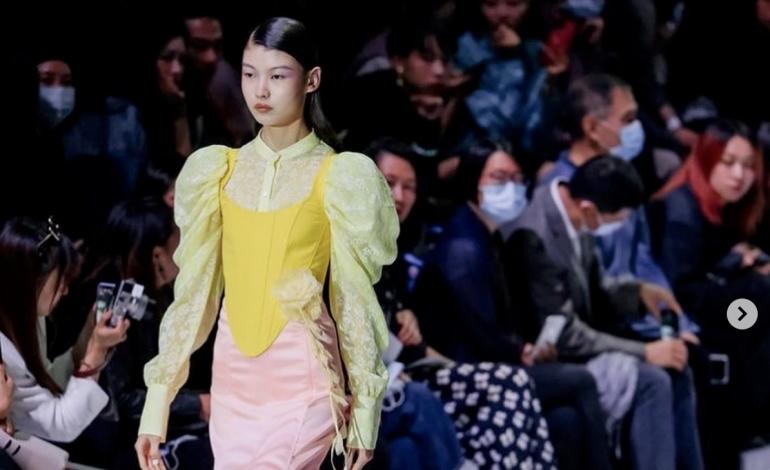 Shanghai fashion week from 6 April