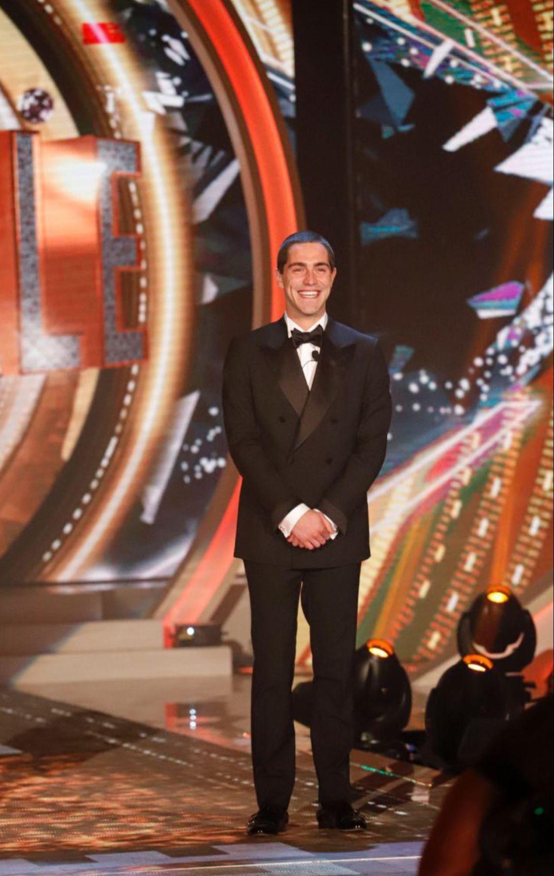 "Tommaso Zorzi,  ""by Michele Franzese Moda"", is the winner of ""Big Brother Vip"""